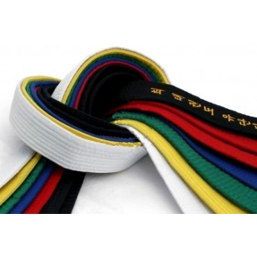 Martial Arts Belts (7)