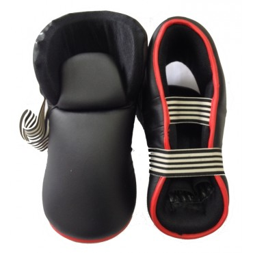 Strike PU Semi-Contact Sparring Boots