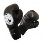 Black 16oz Boxing Gloves