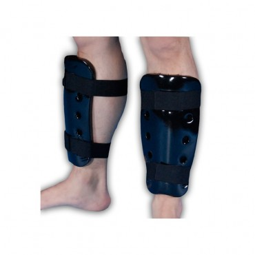 Dipped Foam Shin Guards - Child