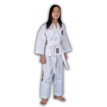 ITF Child Black Belt Suit