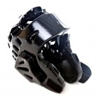 Dipped Foam Head Guard - Black
