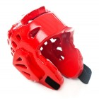 Dipped Foam Head Guard - Red