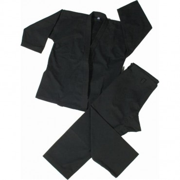Black Canvas Heavyweight Gi